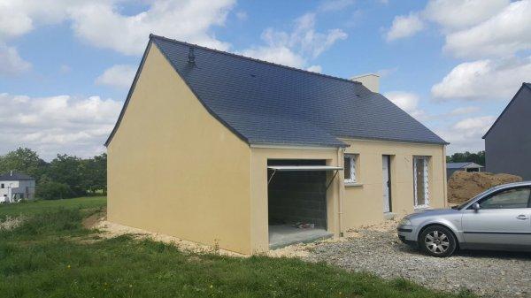 La maison est prête :) Remise des clés vendredi prochain :)