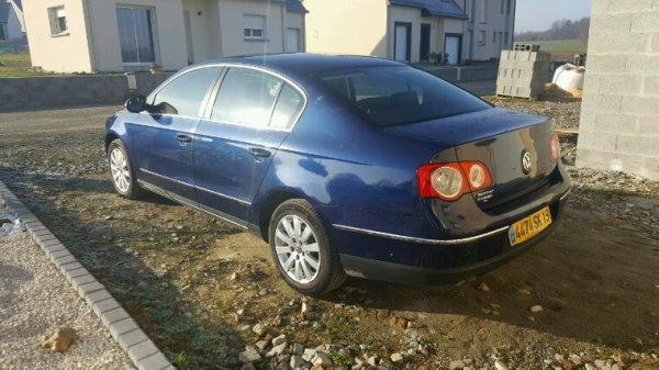 Ma nouvelle voiture, Passat 2L 140cv :) :)