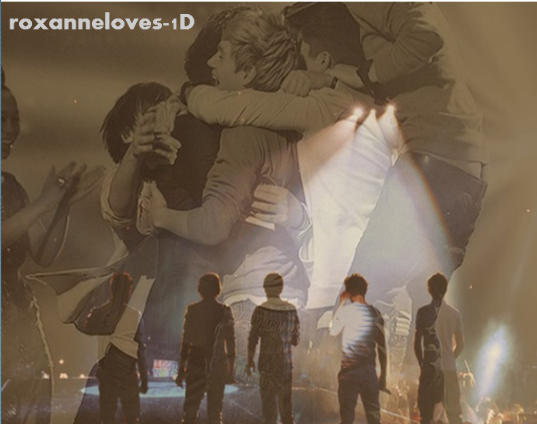 One band, one dream, One Direction ♥ !