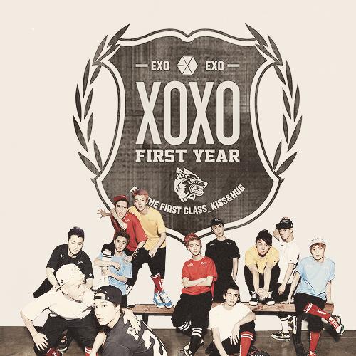 XOXO (Kiss) / Heart Attack - EXO-K (2013)