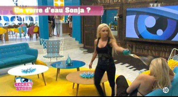 Florine vs Sonja