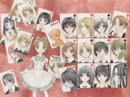 Fiche 1 : Gakuen Alice