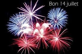 Joyeuse fête nationale !!! 14 juillet à l'honneur !