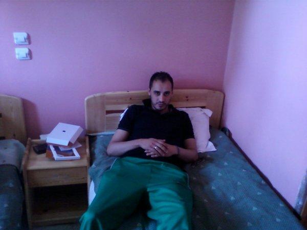 """moi a l'hotel """"el mahdi """""""