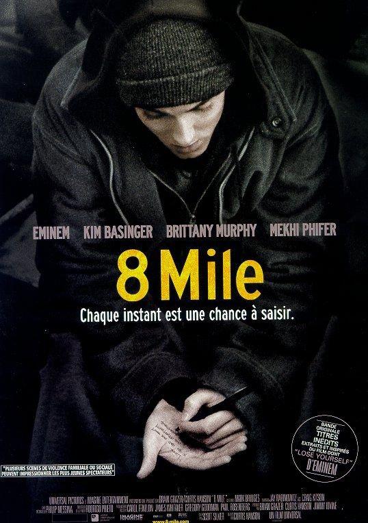 Eminem : un nouveau rôle au ciné sept ans après 8 Mile