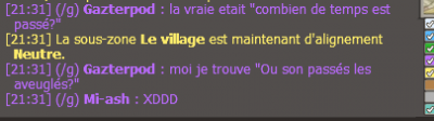 Ma guilde, toujours solidaire quand je gaffe  [oupah =( ]