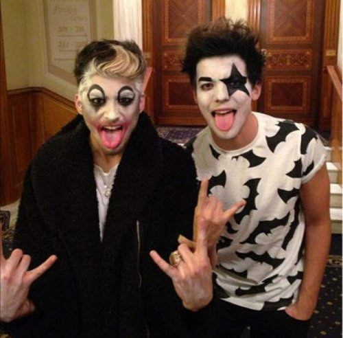 One Direction : ils se déguisent pour Halloween !!!