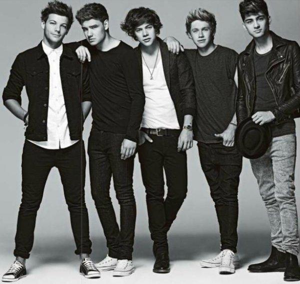 Ne sont-ils pas fabulous ? ;)