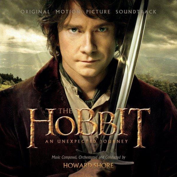 Masterposte - The Hobbit Soundtrack--
