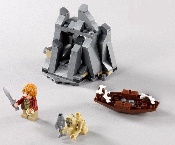 Le Hobbit en Lego