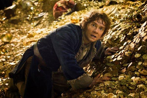 1ère photo du Hobbit : la Désolation de Smaug--