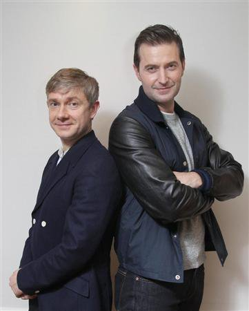 Martin Freeman et Richard Armitage
