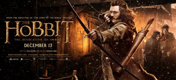 Nouveau trailer : The Hobbit The Desolation of Smaug présenté par Martin lui-même !