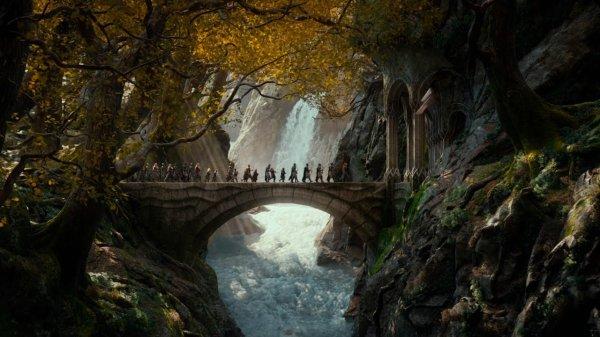 Un Hobbit bien entouré pour la suite du voyage !