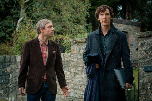 Sherlock : à quand la suite ?