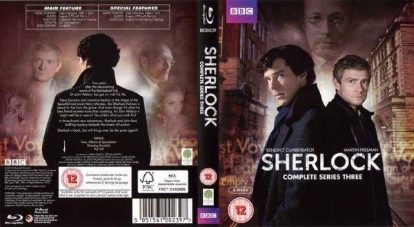 Sherlock S3 bientôt en France !