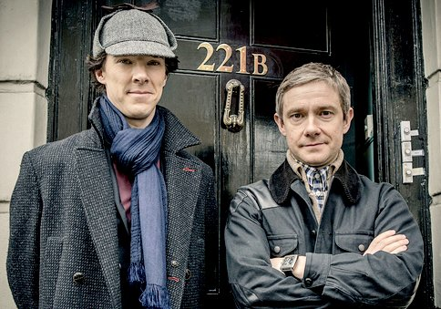 Sherlock intégrale de la saison 3 CE SOIR