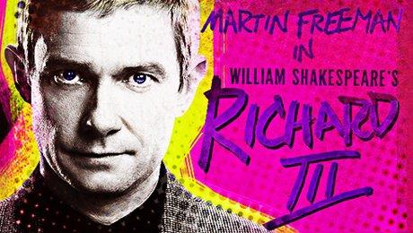 Freeman dans la peau de Richard III