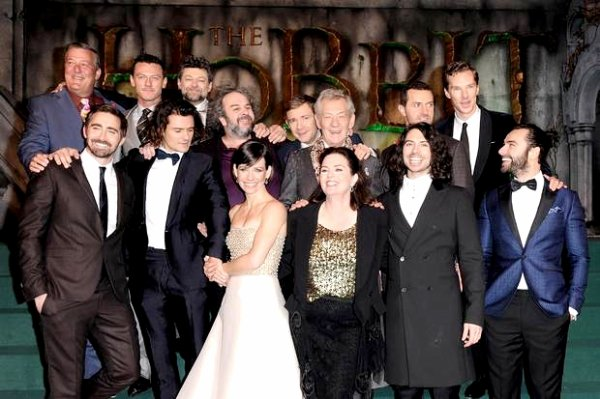 The Hobbit 3 - Avant-Première à Londres