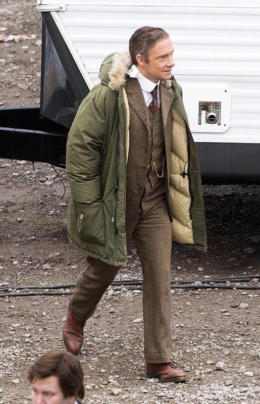 L'épisode de Sherlock est en route !