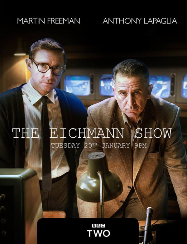 The Eichmann Show - Affiche