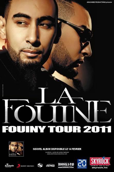 fouiny tour 2011