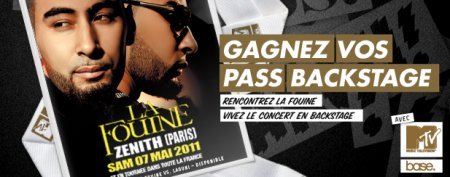 Concours : Gagnez vos pass Backstage !