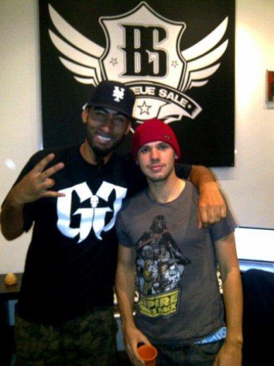 Orelsan sur la mixtape de La Fouine Capitale du Crime 3