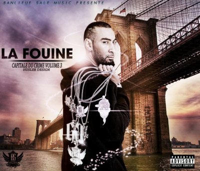 La Fouine : Fuite du titre Chewing gum