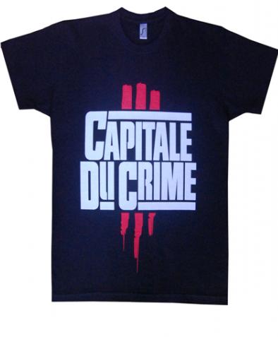 Tee Shirt Capitale Du Cirme 3