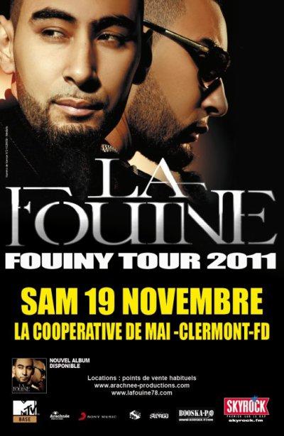 La Fouine A Marseille