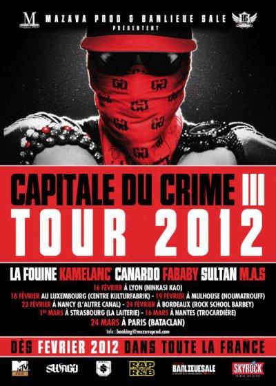 GAGNE UNE RENCONTRE AVEC LES ARTISTES DE LA TOURNÉE CDC3 TOUR