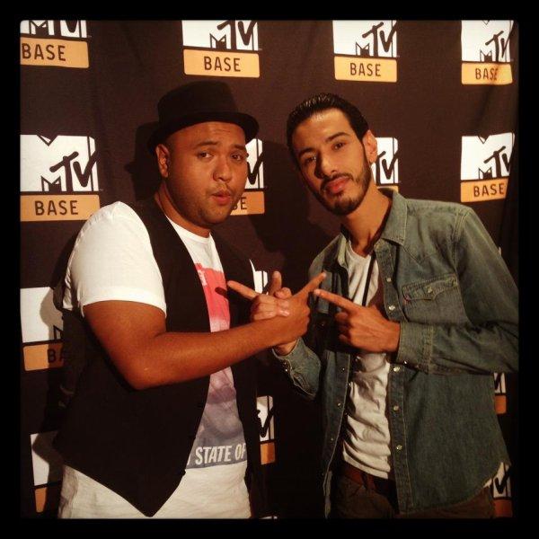 Canardo en live de MTV base