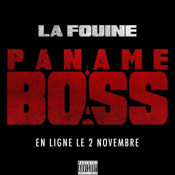 La Fouine ''paman boss'' en ligne le 2 novembre