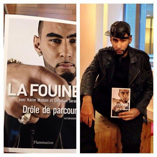 Le 1er livre de La Fouine..