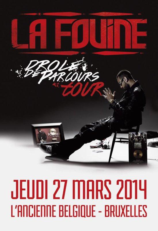 En concert en Belgique