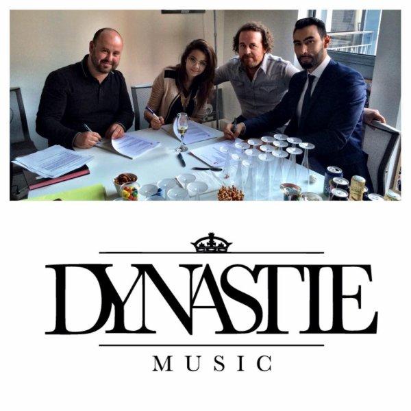 Dynastie Music le nouveau label de La Fouine