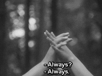 Je ne peux pas dire combien de temps on vas rester ensemble car le nombre infini n'existe pas.