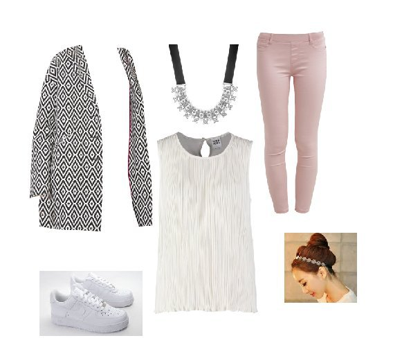 ♥  Outfit du mois d'Avril  n°3 (Simple) ♥