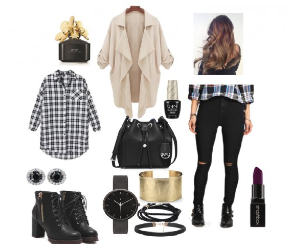 ♥ OUTFIT   Mon style ♥