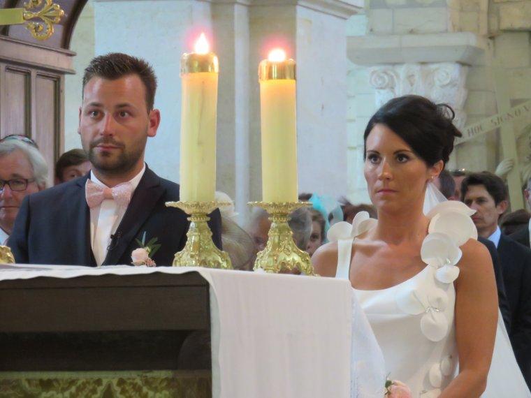 MESSE DE MARIAGE A MORIENVAL 08 JUILLET 2017