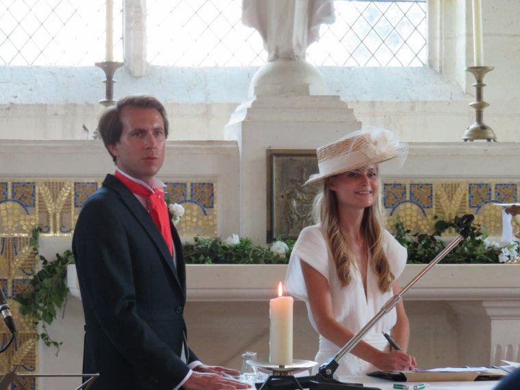 MARIAGE DE JEAN-GUILLAUME ET CHLOE .VILLERS-HELON 30/06/2018