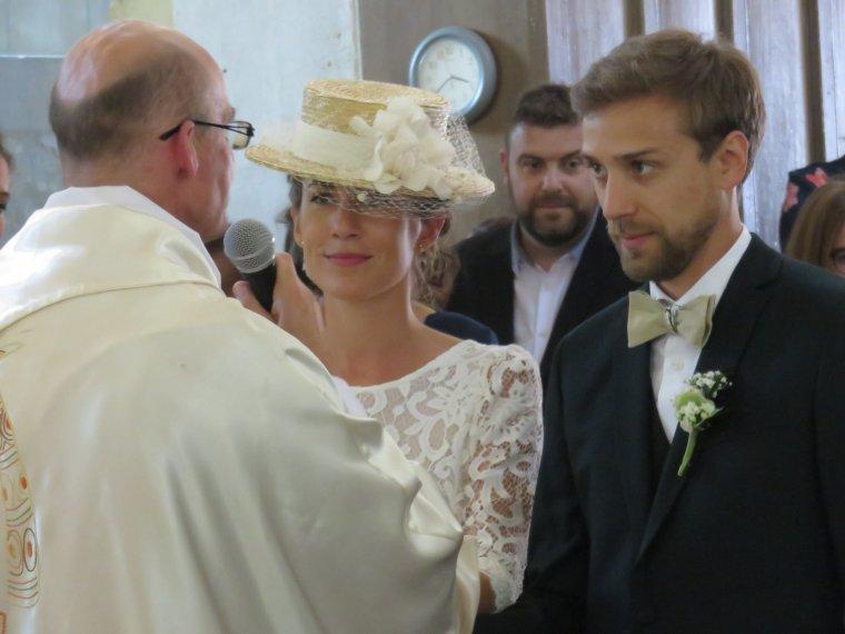MARIAGE A MORIENVAL DE MANON ET ALEXANDRE LE 15 09 2018