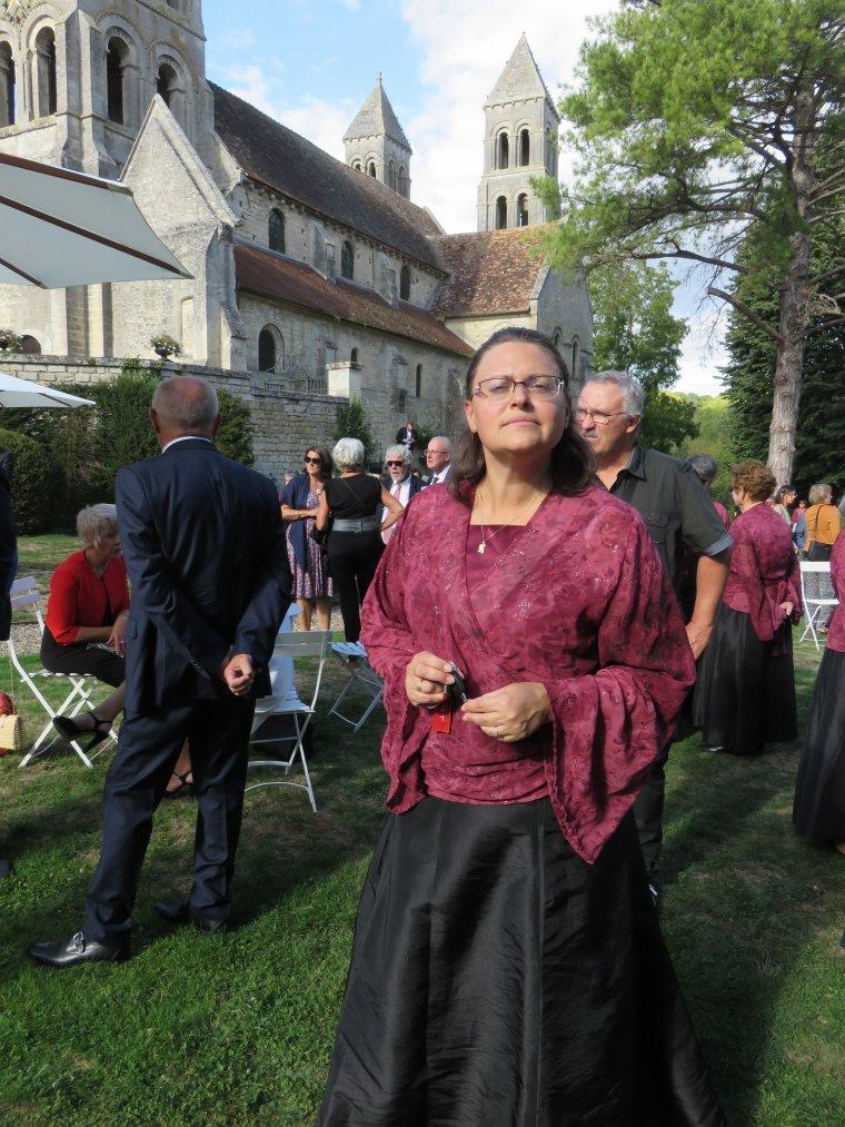 MARIAGE DE MANON ET ALEXANDRE A MORIENVAL LE 15 09 2018