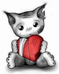 Je t'aimais, je t'aime et je t'aimerai toujours... <3