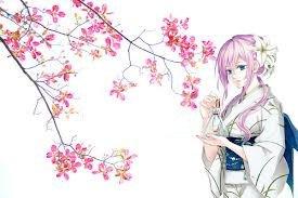 Chapitre 4 : La fleur de cerisier.