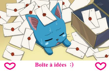 La Boîte à idées
