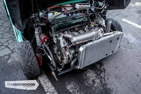 1974 Mini k24 AWD !!!