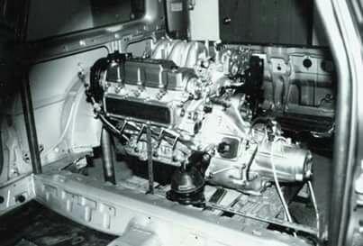 1984 Honda Civic RWD Swap honda Legend V6