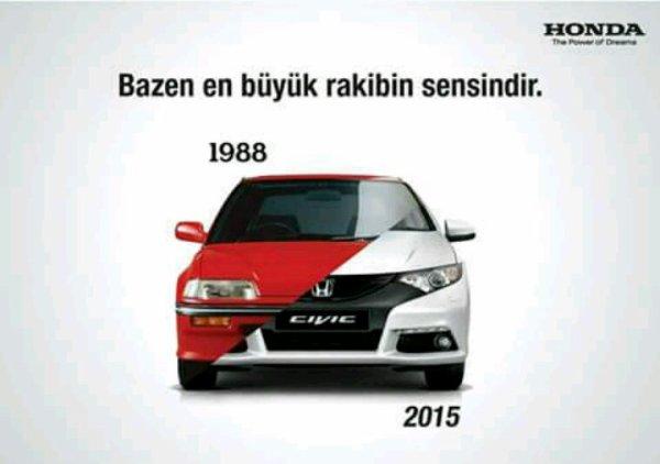 Civic Old vS new !!!